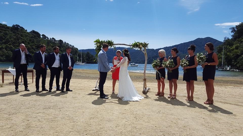 Transport For Weddings By Marlborough Shuttles In Blenheim NZ